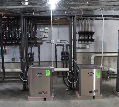 donovans plumbing and hvac residential geothermal tanks